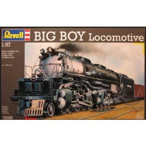 LOCOMOTIVA BIGBOY KIT 1/87
