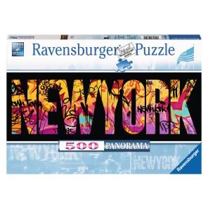 500 PZ NEW YORK GRAFFITI