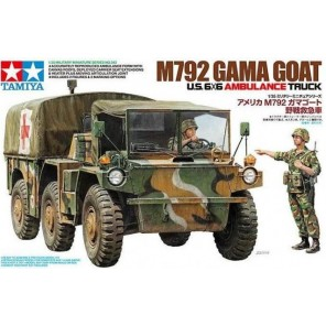 CAMION AMBULANZA M792 GAMMA KIT 1/35