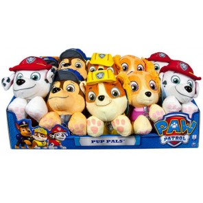 PAW PATROL PERSONAGGI ASSORTITI PELUCHE