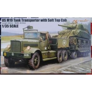 CAMION US M19 TRASPORTO TANK KIT 1/35