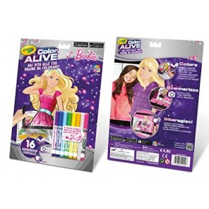 COLOR ALIVE BARBIE