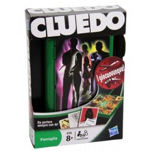GIOCO CLUEDO TRAVEL