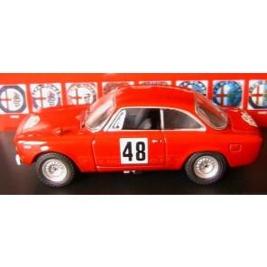 AUTO ALFA ROMEO GTA1600 1/43