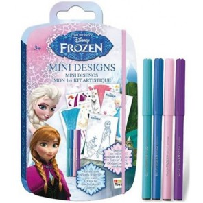 FROZEN MINI KIT ARTISTICO