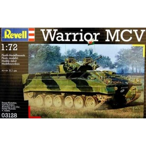 CARRO ARMATO WARRIOR MCV KIT 1/72