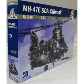 ELICOTTERO MH-47 E SOA-CHINOOK KIT 1/72