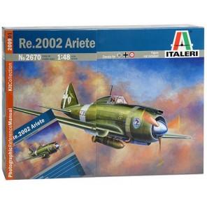 AEREO RE 2002 ARIETE KIT 1/48