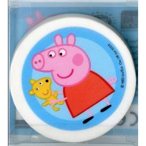 PEPPA PIG GOMMA TONDA