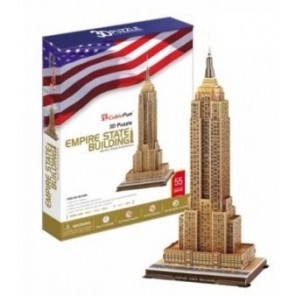 GDG 3D PUZZLE EMPIRE STATE BUILDING
