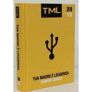 DIARIO 16M MINI TML 2015/16