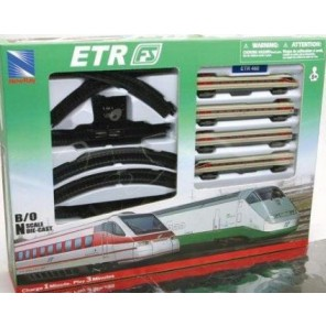 SET TRENO ETR500 BATTERIA