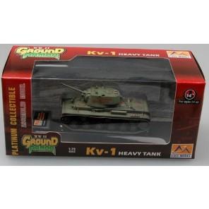 CARRO ARMATO KV-1 1/72