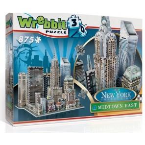 PUZZLE 3D NEW YORK EST