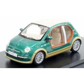 AUTO FIAT 500 CAQSTAGNA EV 1/43