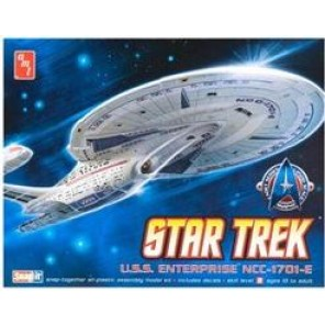 STAR TREK ENTERPRISE 1701-E KIT 1/2500