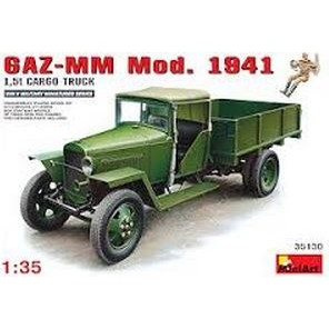 CAMION GAZ-MM 1941 KIT 1/35