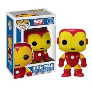 POP! IRON MAN COMIC