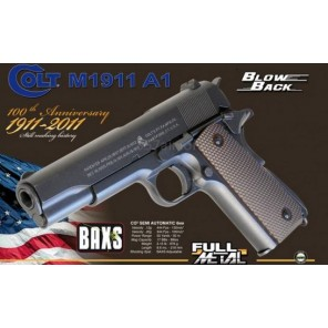 PISTOLA SOFTAIR CO2 COLT M1911 A1
