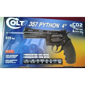 PISTOLA SOFTAIR CO2 COLT PYTHON