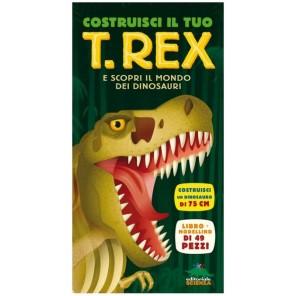 LIBRO COSTRUISCI IL TUO T-REX