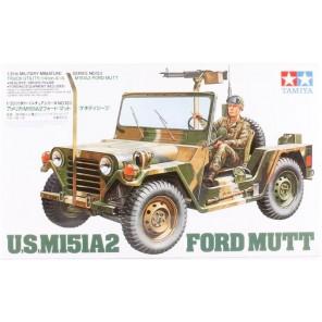 JEEP M151A FORMUTT KIT 1/35