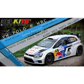 AUTO VW POLO R WRC KIT 1/24