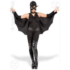 MANTELLO BAT GIRL