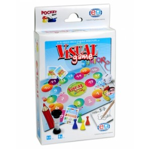 GIOCO VISUAL GAME JUNIOR POCKET