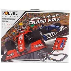 PISTA ELETTRICA FORMULA RACING 1/43