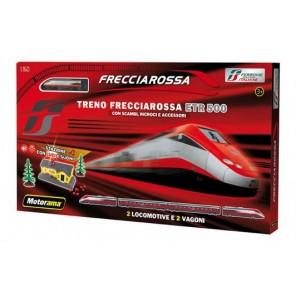 TRENO FRECCIA ROSSA BATTERIA 1/160