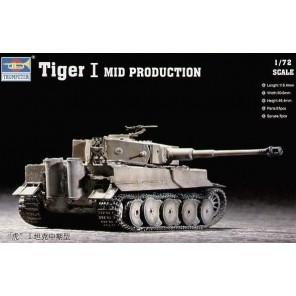 CARRO ARMATO TIGER I MID KIT 1/72