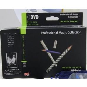 GIOCO DI MAGIA DOPPIO IMPATTO + DVD