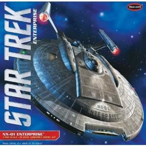 STAR TREK ENTERPRISE NX-01 KIT 1/350