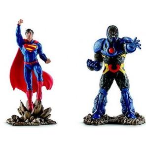 SCENETTA SUPERMAN CONTRO DARKSEID