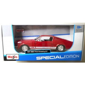 AUTO FORD MUSTANG GT 1/24