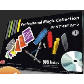 GIOCO DI MAGIA COLLECTION 2 + DVD