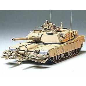CARRO ARMATO M1A1 ABRAMS KIT1/35