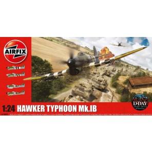 AEREO HAWKER TYPHOON MK.IB KIT 1/24