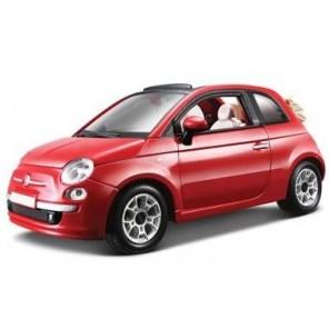 AUTO FIAT 500 CABRIO 1/24