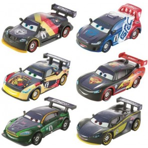 CARS DIE CAST CARBON RACERS ASSORTITE