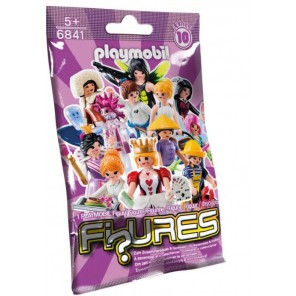 PLAYMOBIL FIGURES SERIE 10 GIRL