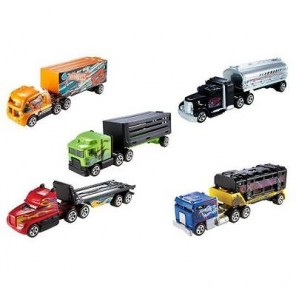 HOT WHEELS CAMION DA PISTA ASSORTIMENTO