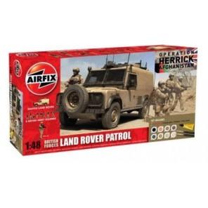 LAND ROVER PATROL+ SOLDATI STARTKIT 1/48