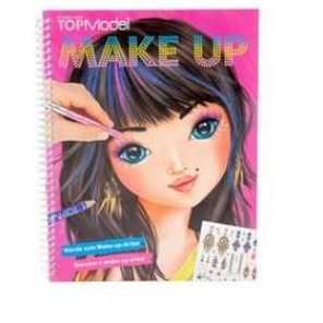 ALBUM CREA IL MAKE UP TOP MODEL