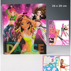 ALBUM CREA IL TUO LOOK DANCE