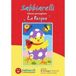 SABBIARELLI ALBUM LA PASQUA
