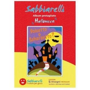 SABBIARELLI ALBUM HALLOWEEN