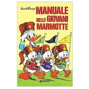 LIBRO MANUALE DELLE GIOVANI MARMOTTE
