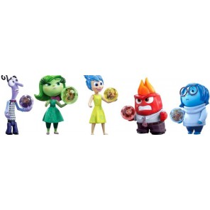 INSIDE OUT PERSONAGGIO ASS.
